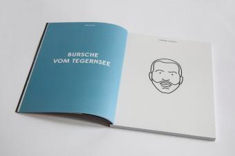 Illustration of Mirko Borsche in e x magazine 2